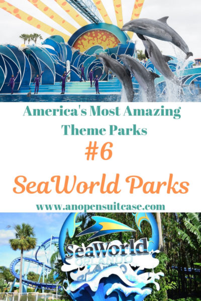 Amazing Theme Parks SeaWorld