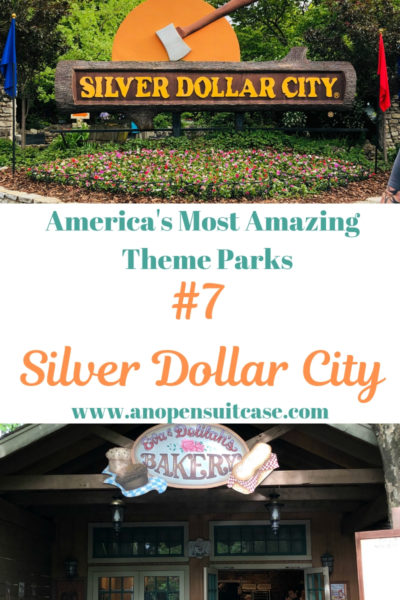 Amazing Theme Parks Silver Dollar City