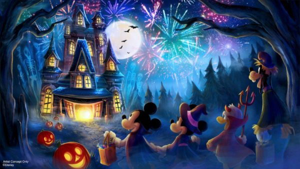 fall happenings wdw