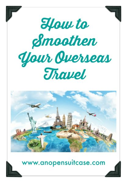 Overseas Travel Tips