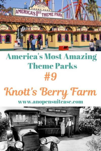 Amazing Parks Knotts Berry