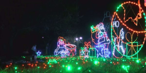 Christmas Towns South Carolina