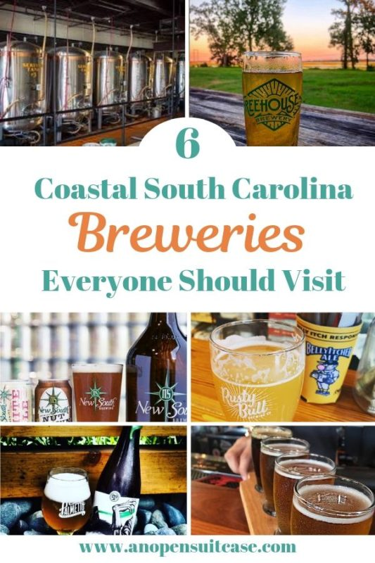 South Carolina Breweries