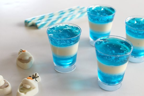 Olaf Dessert Cups