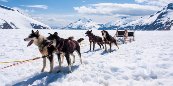Best Places Touring Alaska