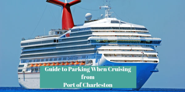 cruise parking charleston