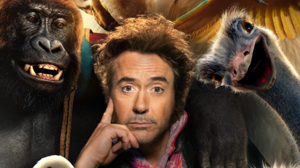 Dr Dolittle Official Trailer