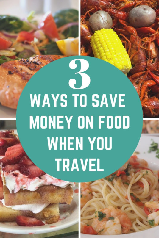 Save Money on Food When You Travel