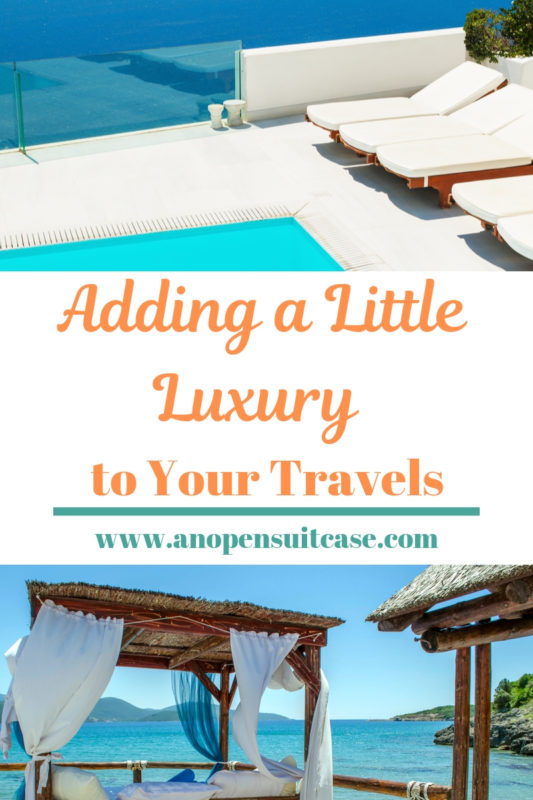 luxury travel ideas