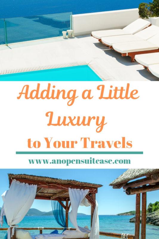 luxury travel ideas