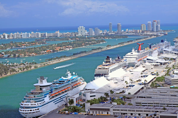 Port Miami Cruise Parking