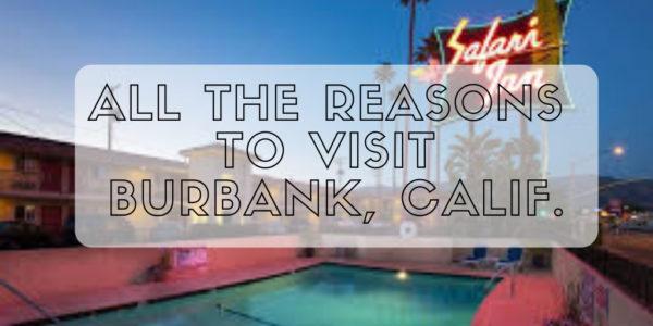 visit burbank california