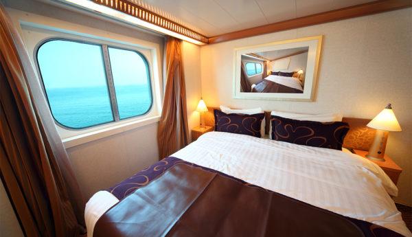best cruise cabin