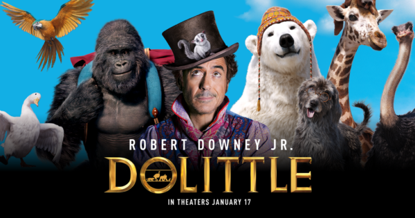talk to animals dolittle
