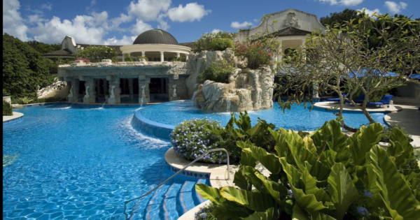 sandy lane resort barbados