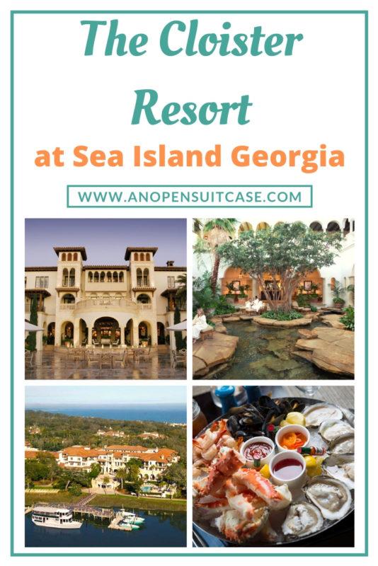 cloister sea island georgia