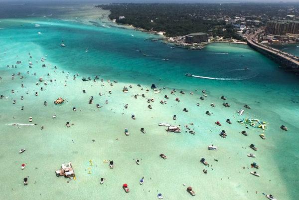 destin harbor florida vacation