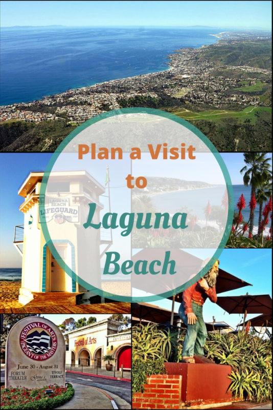 visit laguna beach california