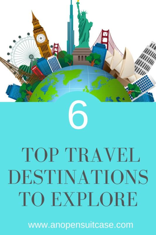 holiday travel destinations