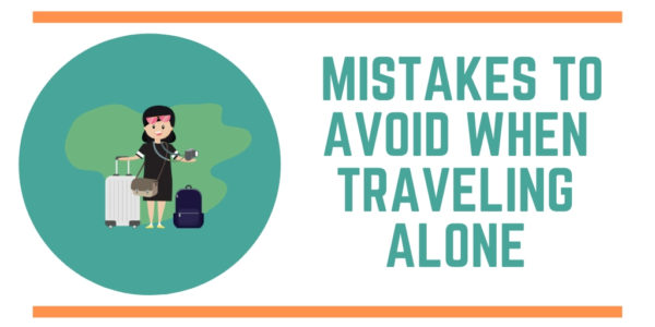solo travel mistakes