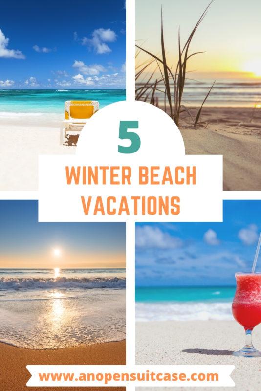 winter beach vacations