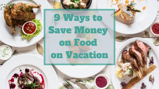 save on food drink on vacation