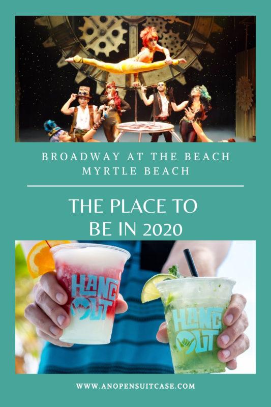 Broadway Myrtle Beach 2020