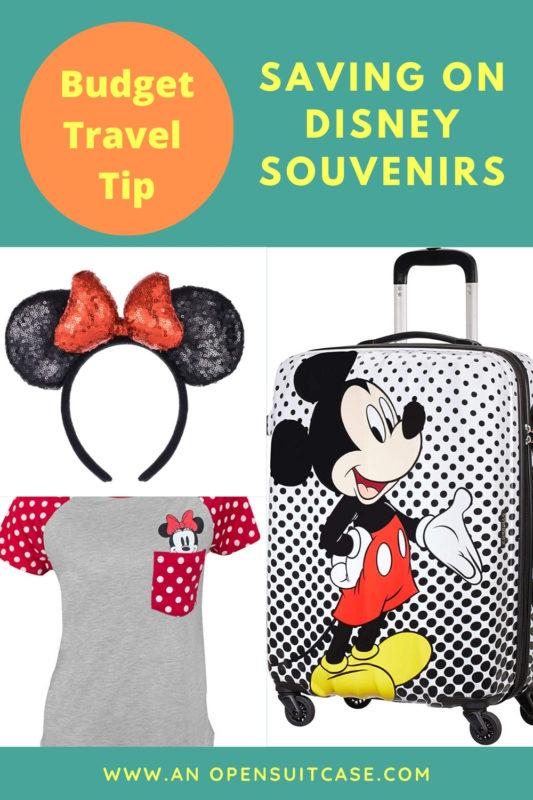 save on disney souvenirs