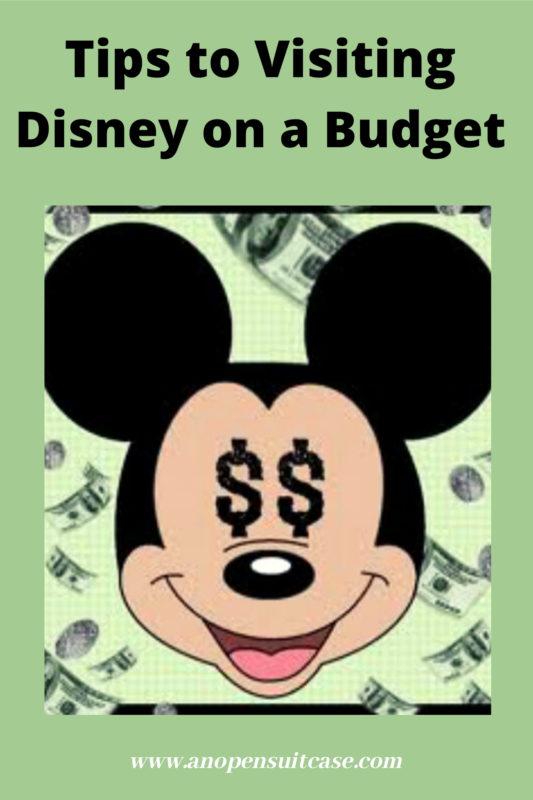 money saving tips wdw
