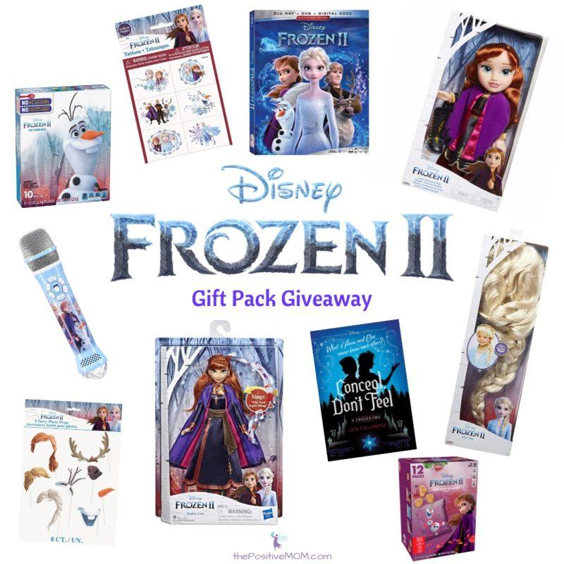 Disneys Frozen 2 Gift Pack Giveaway