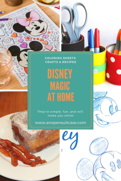 disney printables crafts recipes