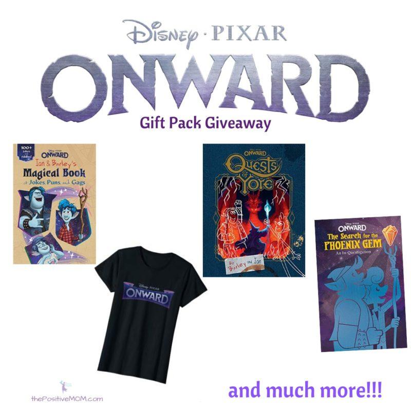 Disney Pixar Onward Giveaway