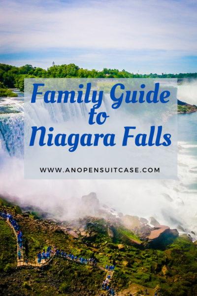 niagara falls family guide