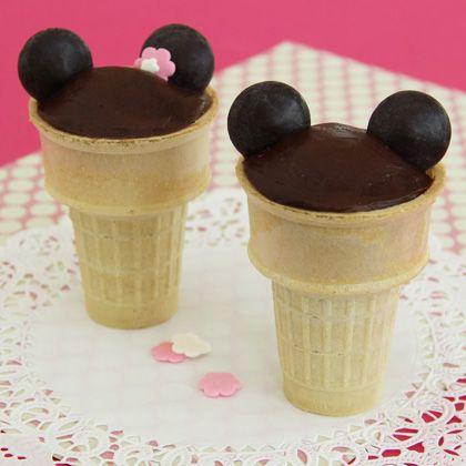 easy to make Disney treats