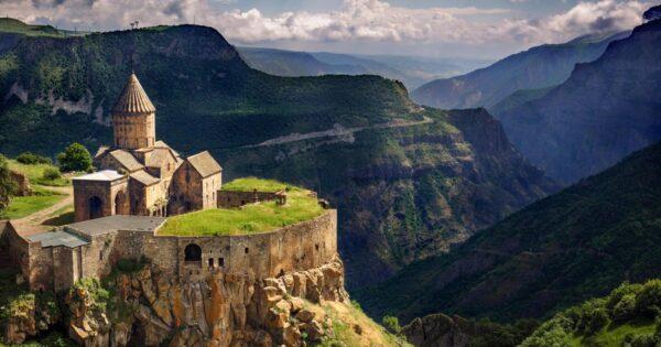 traveling the caucasus