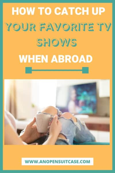 watch tv abroad