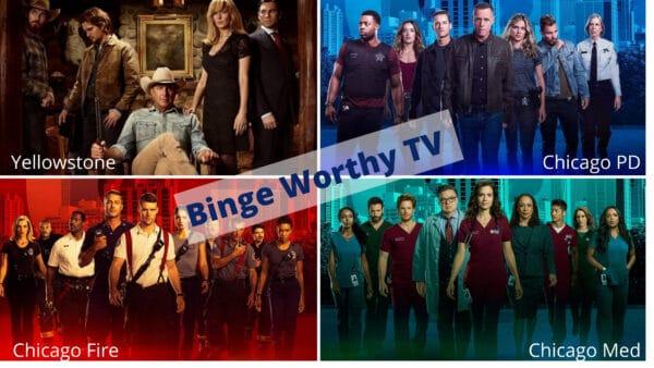 Binge Worthy TV