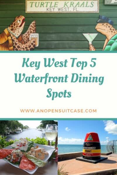 Key West Top 5 Waterfront Dining Spots