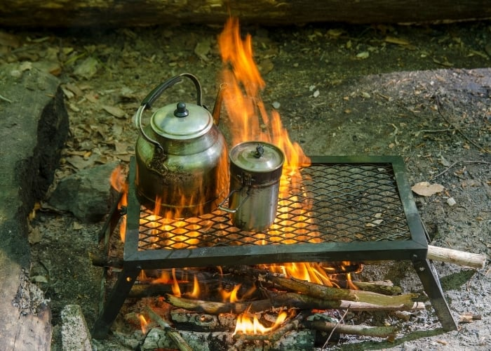 best foods to take camping