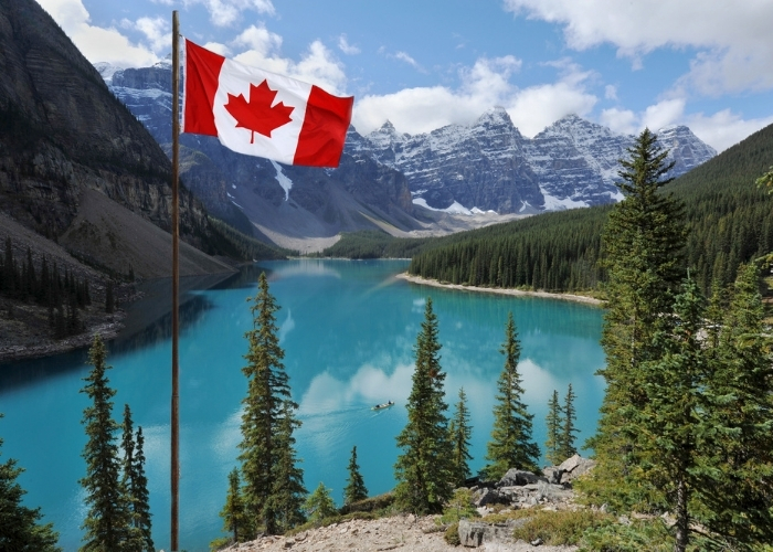 trip to canada