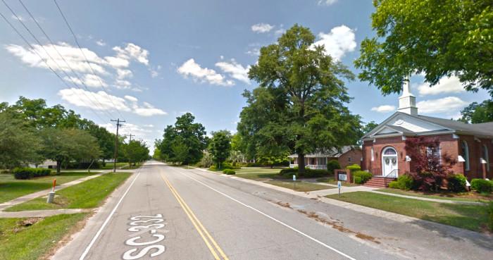 small towns in south carolina